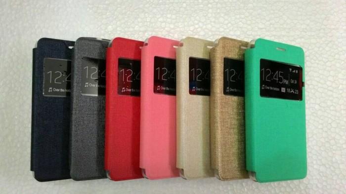 harga Flipcover ume samsung e5 / e7 / a3 / a5 / a7 / a8 sarung hp leather Tokopedia.com