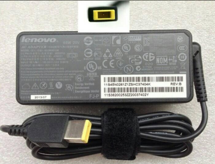 Jual Adaptor Lenovo G40 G40 30 G40 45 G40 70 20v 3 25a Usb Original Jakarta Utara Sinar Storecomp Tokopedia