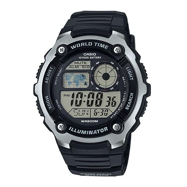 harga Jam tangan casio standard ae-2100w-1av original Tokopedia.com