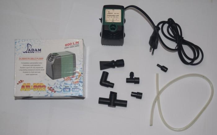 harga Adam ad-902 / ad902 - mesin pompa filter aquarium aquascape kolam ikan Tokopedia.com