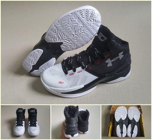 e8d93c4eed20 Jual Sepatu Basket Under Armour Curry 2 Premium BlackWhite (Sport ...