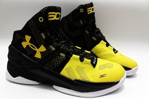 7d5040d8b71c ... Sepatu Basket Under Armour Curry 2 Premium BlackYellow(Sport