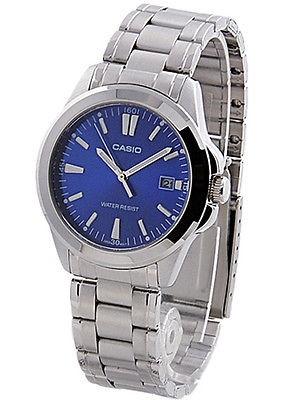 harga Jam tangan casio cewek biru dongker ltp1215a-2a2 original bisa couple Tokopedia.com