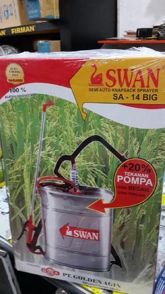 Tangki Semprot/Sprayer SWAN 14 Liter