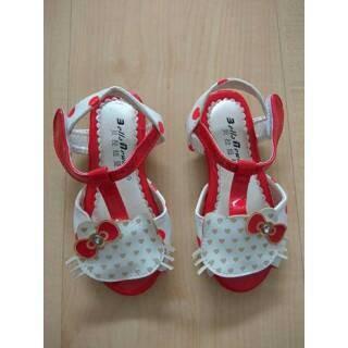 harga Sepatu anak : sepatu sendal hello kitty red (26-30) Tokopedia.com
