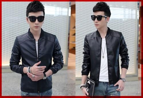 harga Jaket pria gaul hitam keren / jaket pria formal / jaket cowok casual Tokopedia.com