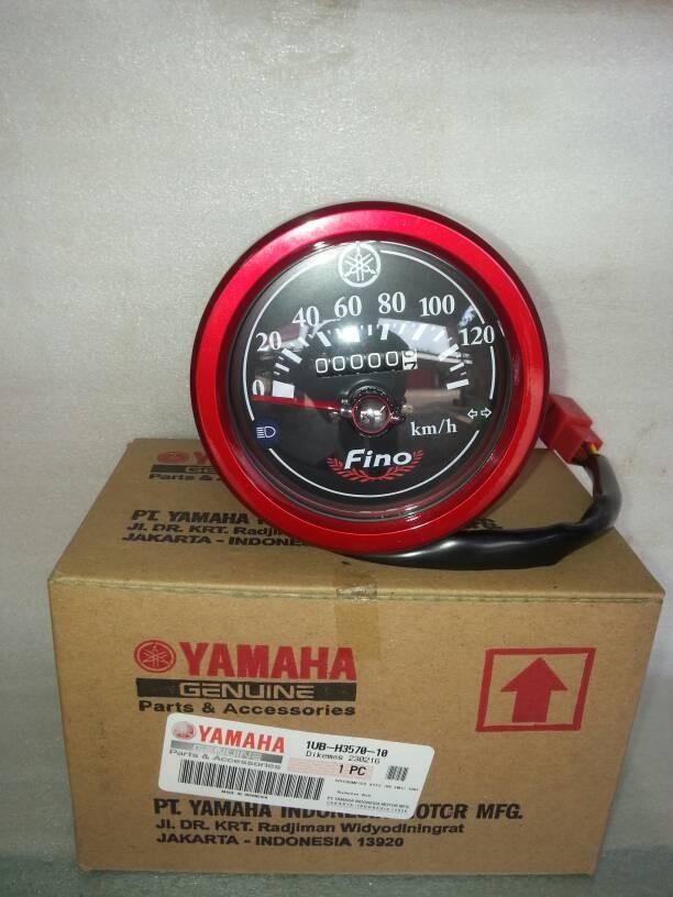 harga Speedometer fino karbu merah 1ub-h3570-10 ori yamaha Tokopedia.com