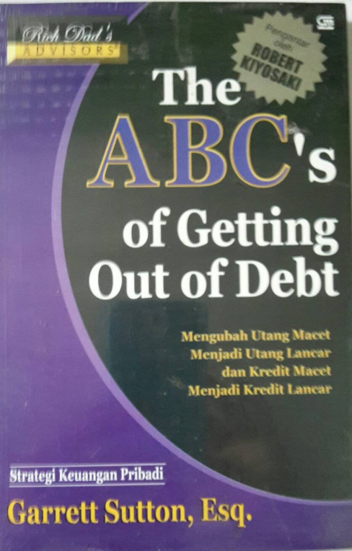 harga The abc's of getting out of debt Tokopedia.com