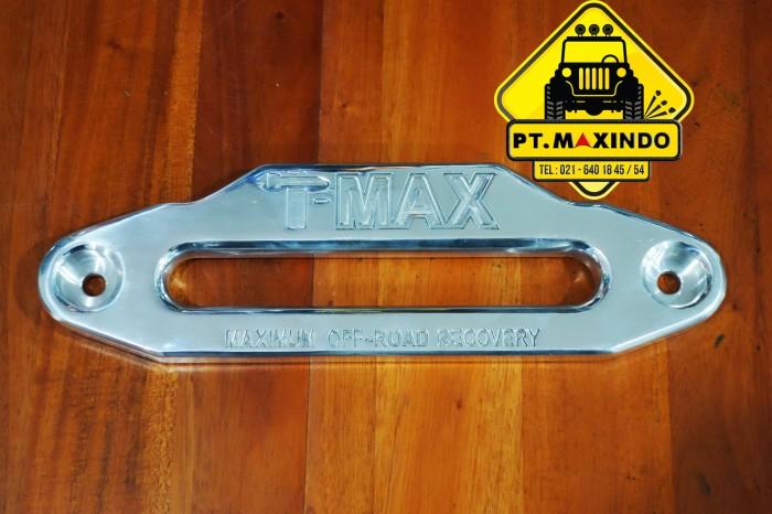 harga T-max alumunium fairlead untuk synthetic rope di winch Tokopedia.com