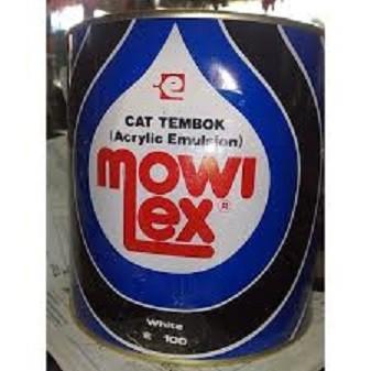 harga Cat tembok mowilex emulsion (warna standar) - 2.5 liter Tokopedia.com