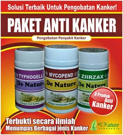 Foto Produk Paket obat kanker dari Herbal Denature Centre