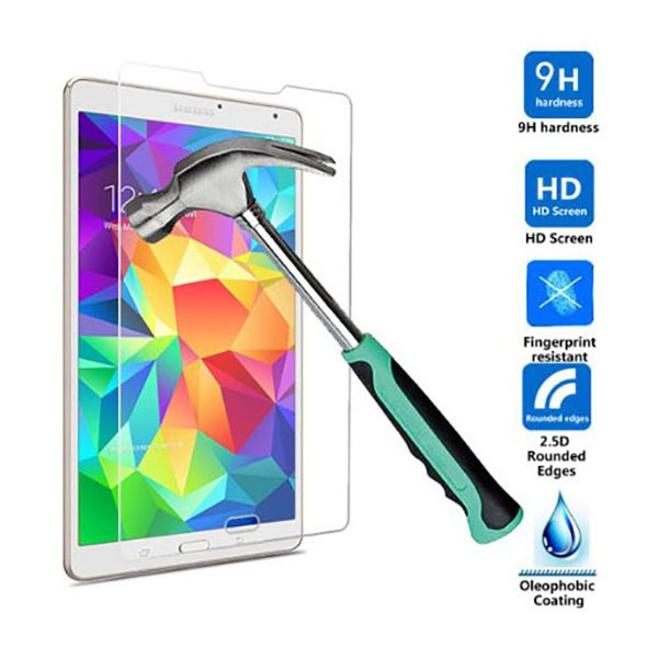 """XS Samsung Galaxy Note 10.1"""" / N8000 Tempered Glass - 2.5D"""