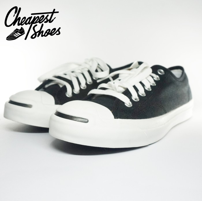 14baa9b60786cb Jual CONVERSE JACK PURCELL OX BLACK   WHITE (JAPAN MARKET ...