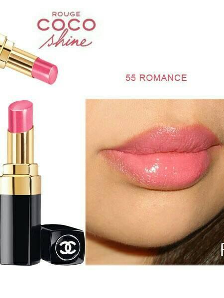 Chanel Lipstick Romance Image Of Lipstick Imagerico