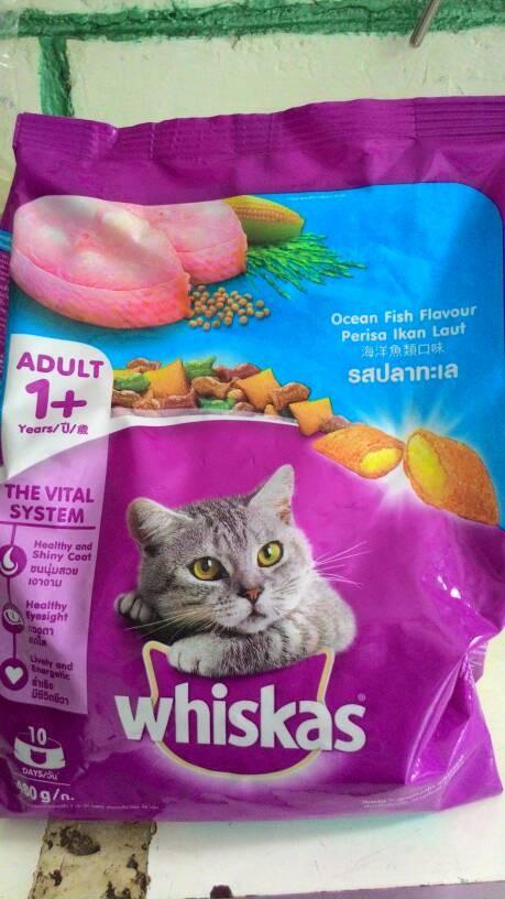Jual Whiskas Kering 480 Gr Makanan Kucing Jakarta Pusat