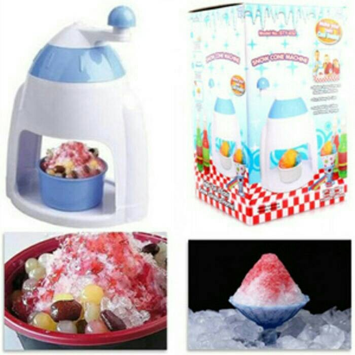 harga Alat serut es mini (snow cone machine) Tokopedia.com