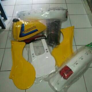 harga body trail rmz jadul plastik tangki fiber jok pnp rangka ts Tokopedia.com