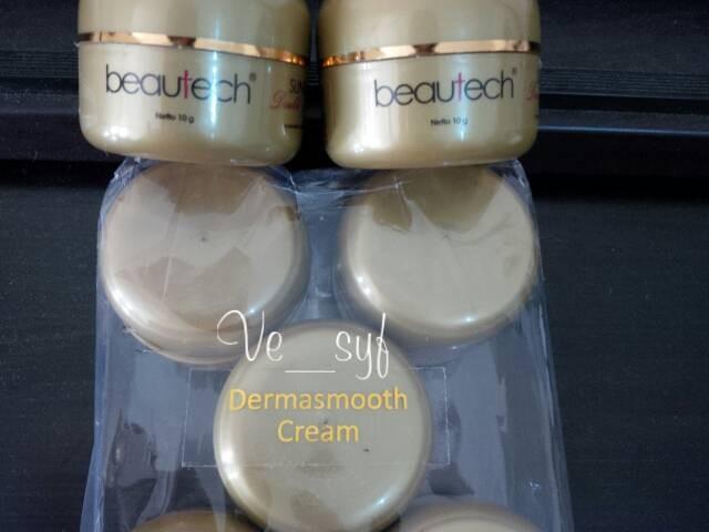 Jual deemasmooth cream beautech/krim utk bekas jerawat dan ...
