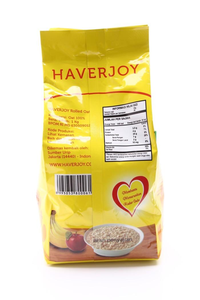 Haverjoy Rolled Oat (Australian .