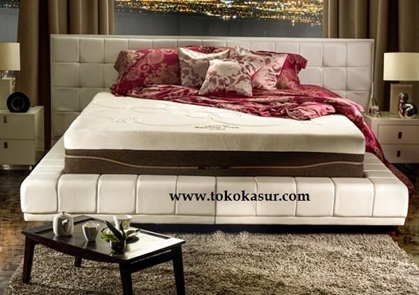 Matras Memory Foam : Jual matras kartpet dengan motif garis memory foam ukuran cm