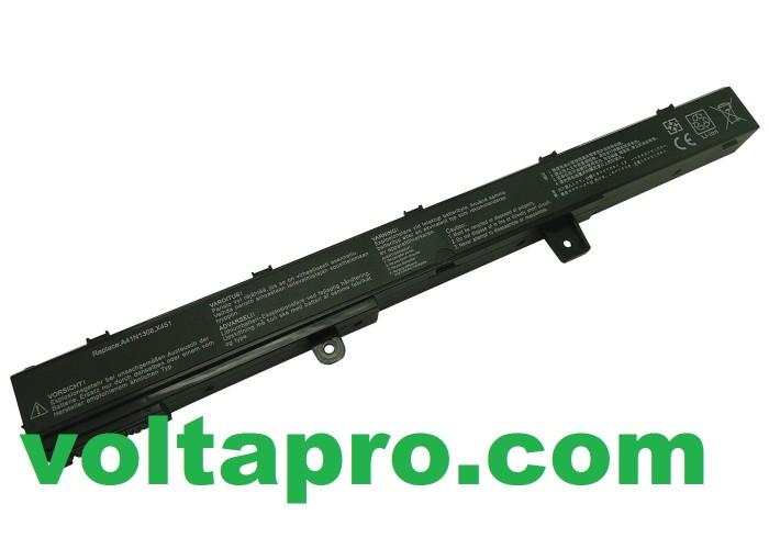 harga Baterai asus x451 x451c x451ca x551 x551c x551ca d550 a41n1308 x45li9c Tokopedia.com