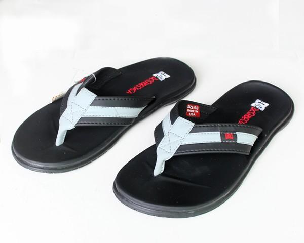 Jual Sandal Jepit Pria DC Hitam (Indoor 935fb985f3