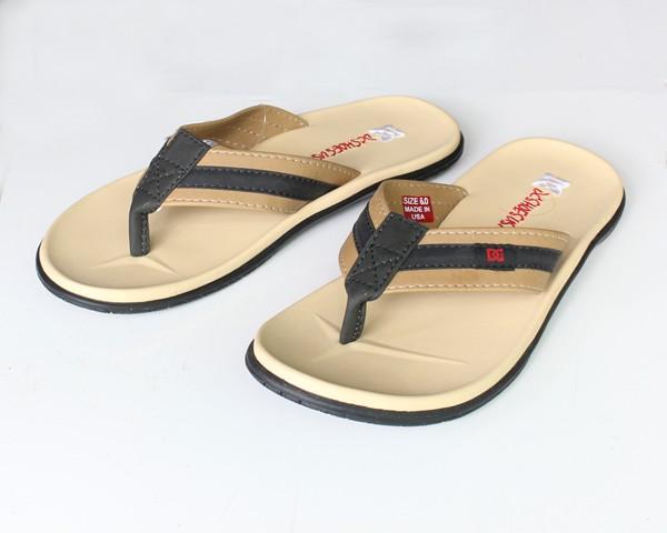 Jual Sandal Jepit Pria DC Cream (Indoor a5a2a1c484