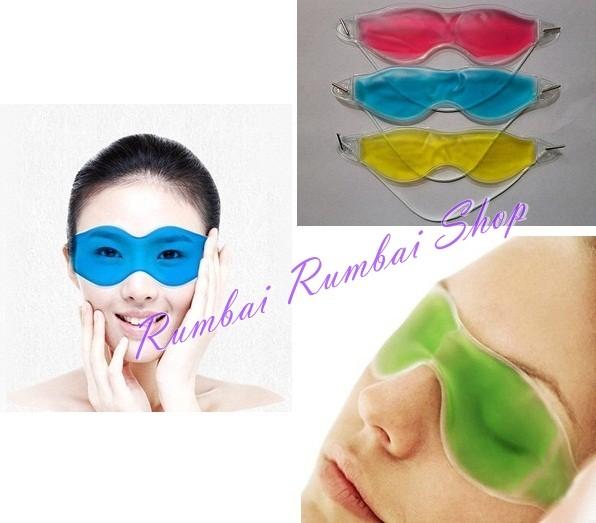 Eye Cover Penutup Mata Untuk Tidur Bahan Gel Kompres Masker Mata EC12 ea5cb15c64