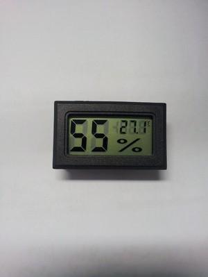 ... harga Mini lcd thermometer hygrometer digital pengukur suhu dan kelembaban Tokopedia.com
