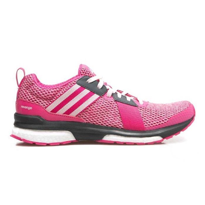 watch 9d761 015a9 Sepatu Adidas Revenge W Sport Pink Wanita Original