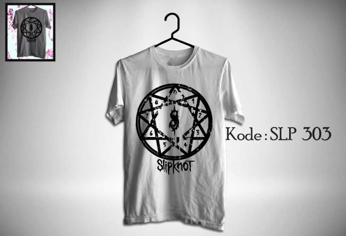 harga Kaos slipknot,tshirt music slp303 Tokopedia.com