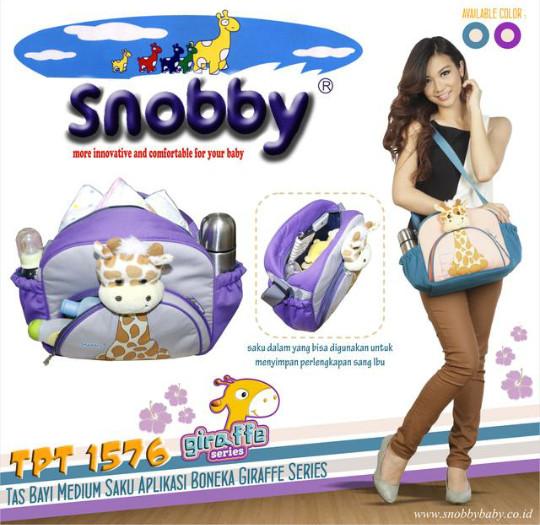 harga Tas bayi snobby medium saku aplikasi boneka giraffe tpt1576 Tokopedia.com