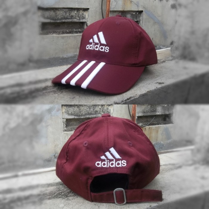 ... norway adidas cap hat topi merah maroon ade53 92d71 1b02f68d41