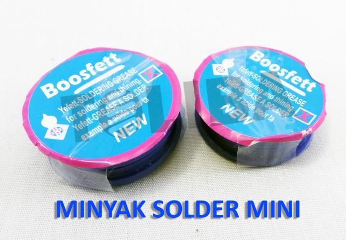 Foto Produk minyak solder / pasta solder kecil / soldering paste dari TOLIBA