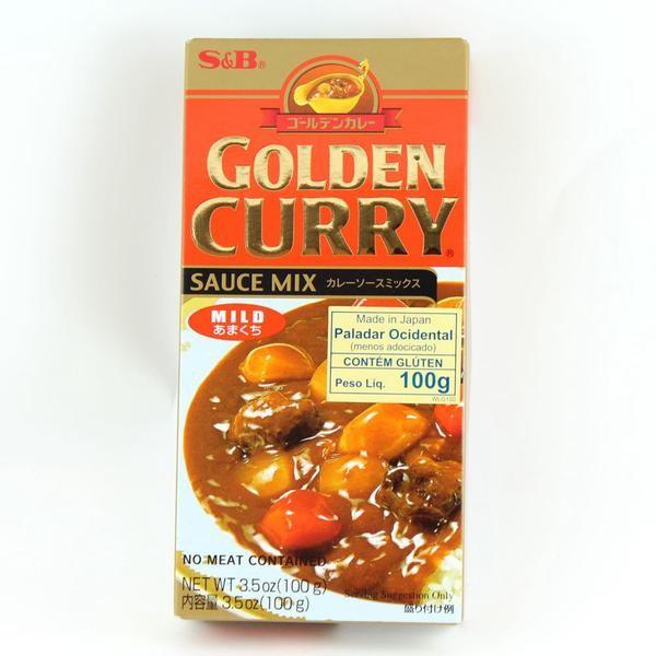 Bumbu Kari S&B Golden Curry 100gr
