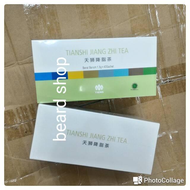 harga Jiang zhi tea tiens Tokopedia.com