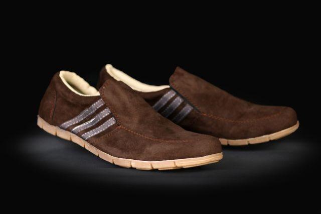 harga Sepatu adidas spring brown style pria casual santai hangout Tokopedia.com