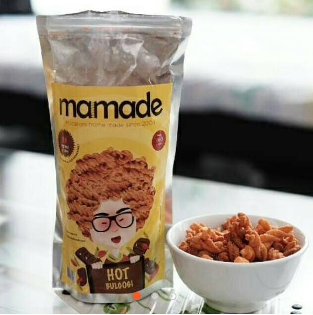Mamade Makaroni SEMUA RASA HARGA PROMO TERMURAH HOME MADE homemade .