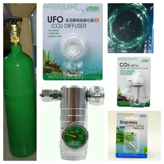 harga Aquascape - paket tabung co2 2kg precise ufo s ista Tokopedia.com