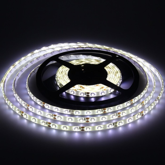 harga Led Strip Flexible Smd 3528 / 2538 Ip44 (mata Kecil Waterproof) Putih Tokopedia.com