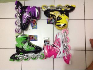 harga Sepatu roda inline skate power line s m l Tokopedia.com