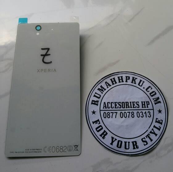 harga Back casing cover belakang sony xperia z1 z z2 Tokopedia.com