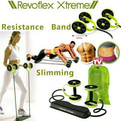 harga Revoflex xtreme alat fitness gym pelangsing perut lengan ( murah ) Tokopedia.com
