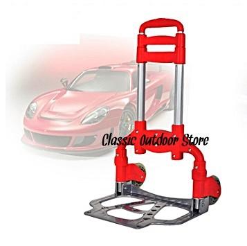harga Trolley barang travelling lipat roda 2 aluminium Tokopedia.com
