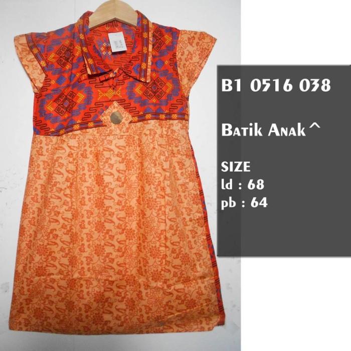 harga Dres batik anak dayak embos / sek dres lucu / gaun batik warna cantik Tokopedia.com