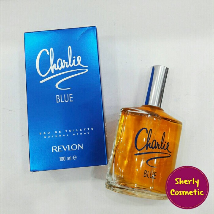 Original parfum charlie blue 100ml harga Original parfum charlie blue 100ml Tokopedia.com