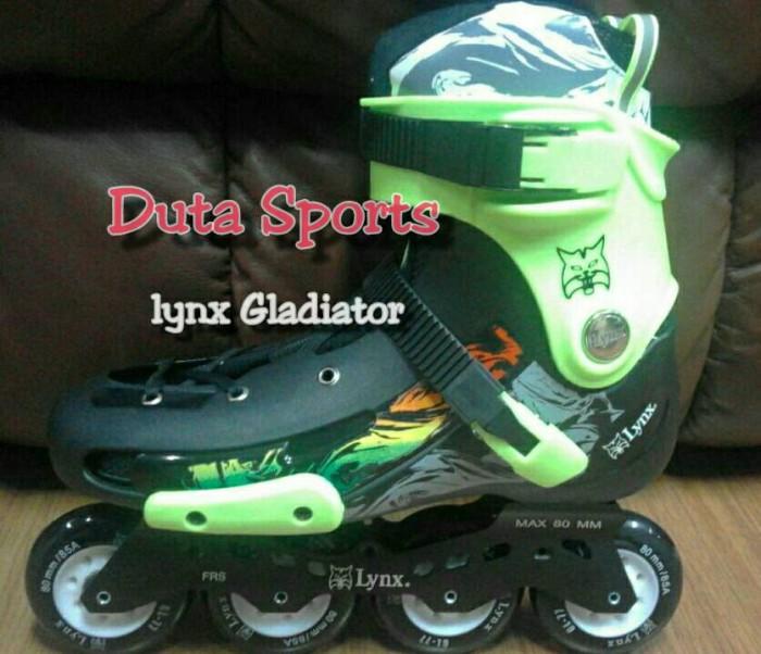 Jual sepatu roda lynx gladiator urban inline skate cek harga di ... fffe44bda4