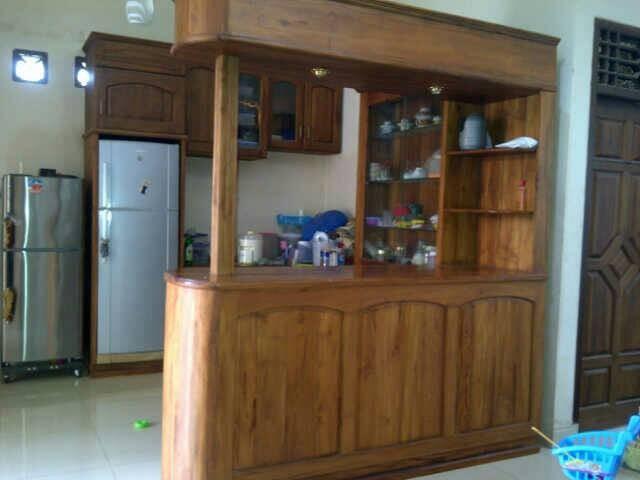 Jual Kitchen Set Dan Minibar Kota Bandar Lampung Toko Disa Bandar Lampung Tokopedia