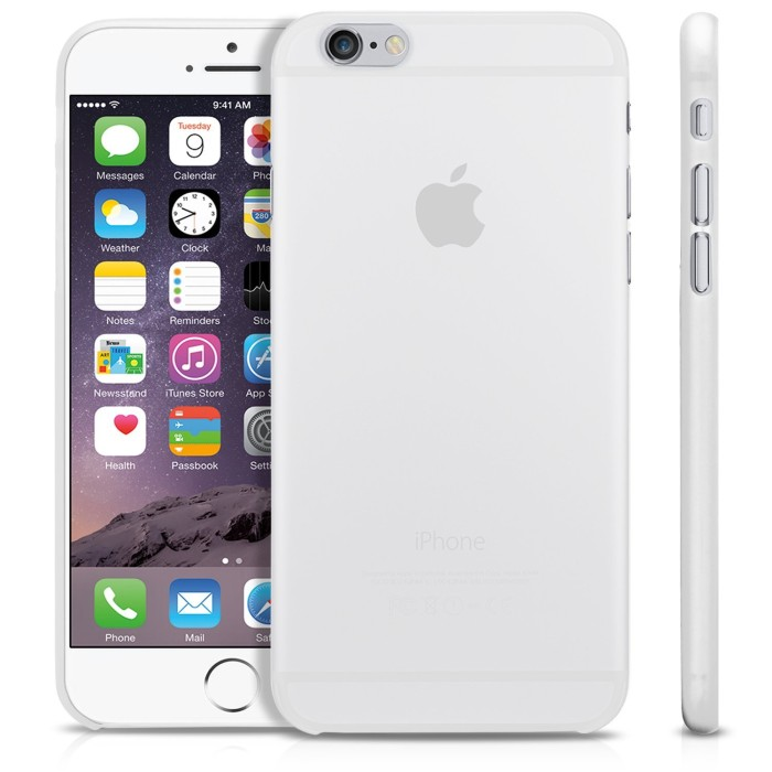 Ibuy Iphone 5 Ultra Thin Case 02 Mm Clear - Daftar Harga Terlengkap ... d8059e8f47