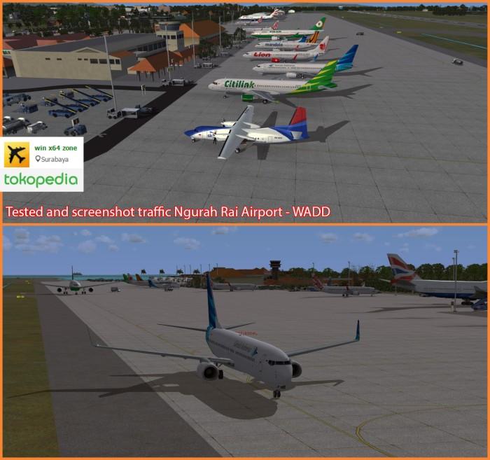 Jual AI Traffic V6 0 for FSX - Kab  Sidoarjo - win x64 zone | Tokopedia